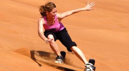 female athletes mother
