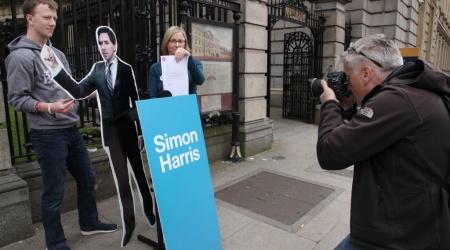 Simon Harris debate abortion proposal