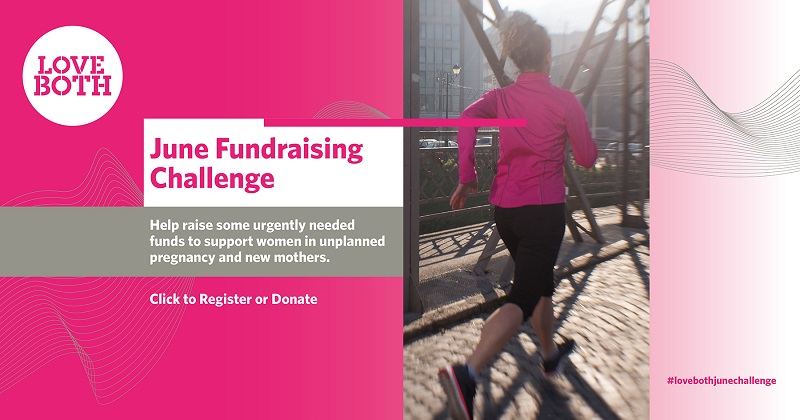 Loveboth Fundraising Challenge